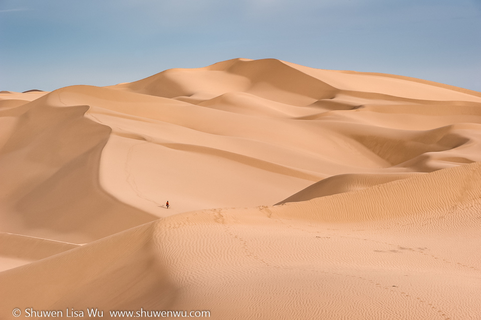 Algodones Dunes, Imperial County, California.